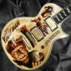 19 Wolfman ESP Guitar