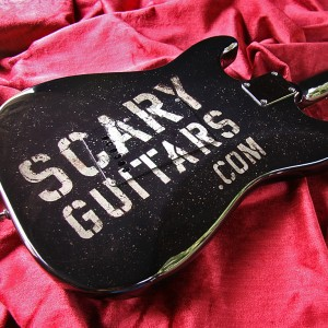 26 Scary Guitars